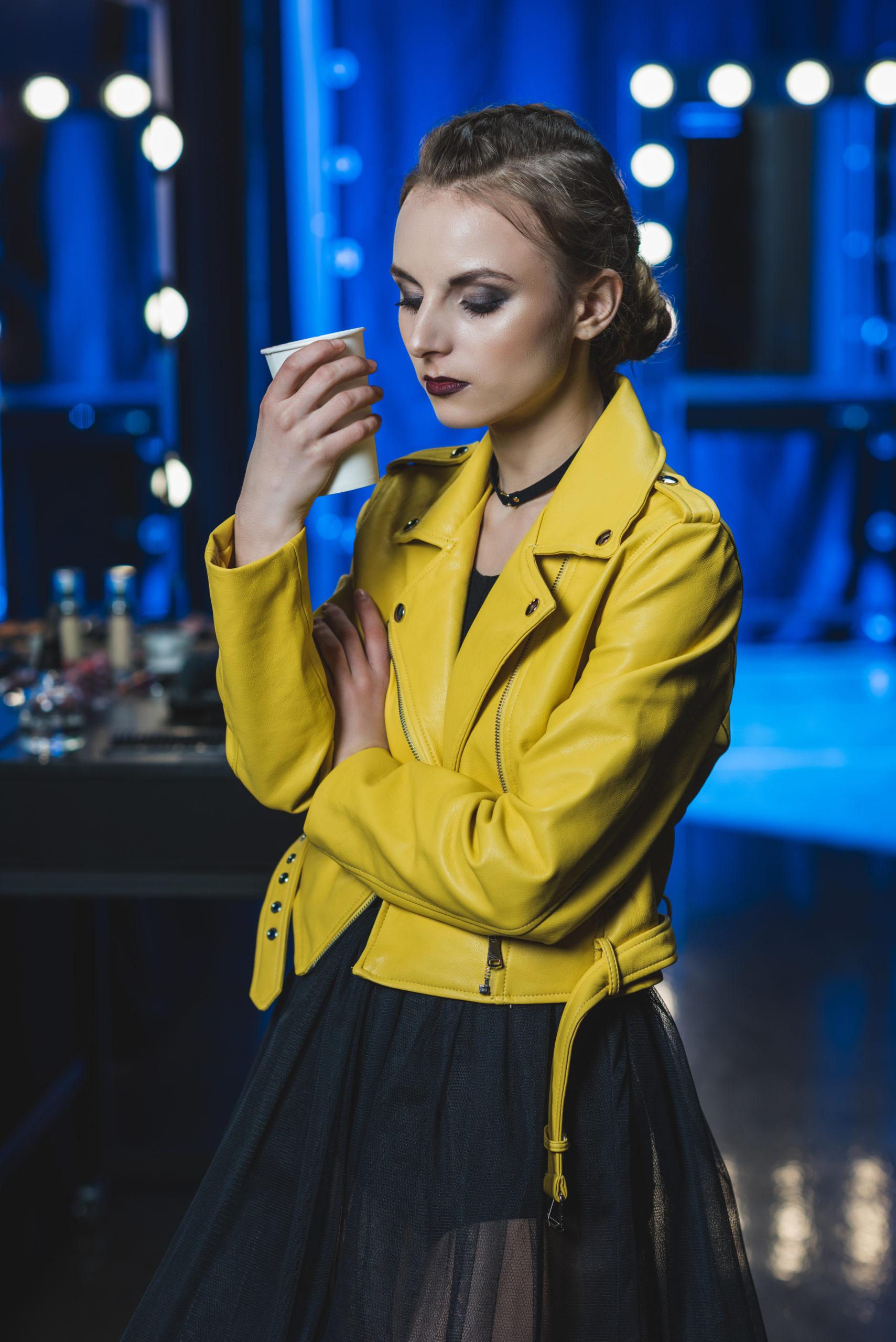 Attractive girl with makeup @ NatashaFedorova